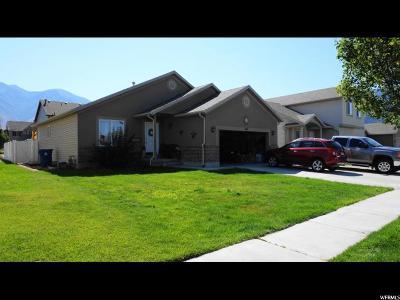 Spanish Fork Single Family Home For Sale: 1161 S 1850 E