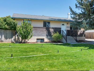 Spanish Fork Single Family Home For Sale: 713 S 1450 E