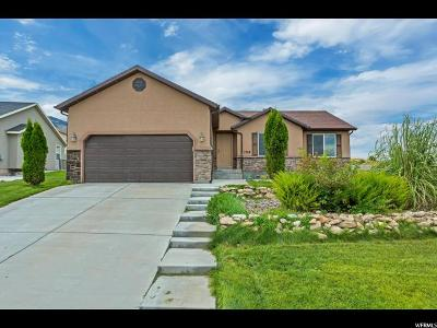 Saratoga Springs Single Family Home For Sale: 3321 Red Shouldred Trl