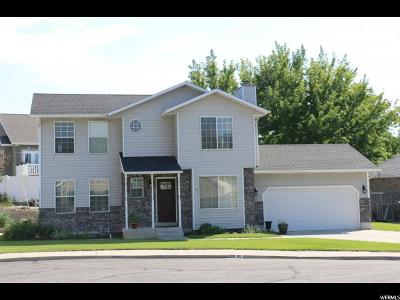Orem Single Family Home For Sale: 43 W 1530 S