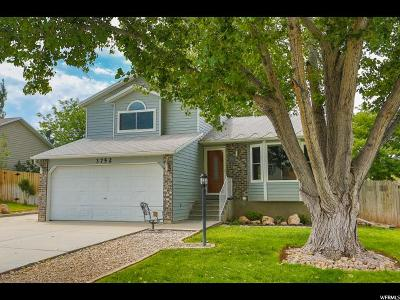 Magna Single Family Home For Sale: 3752 S 8300 W