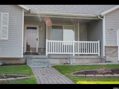 Tooele Single Family Home For Sale: 1302 N Cedarwood Rd E