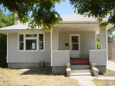 Price UT Single Family Home For Sale: $50,000