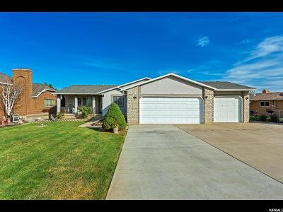 Tooele Single Family Home For Sale: 336 S 7th St