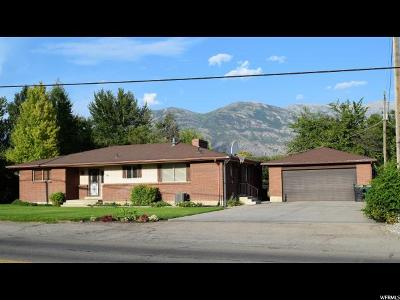 American Fork Single Family Home For Sale: 770 N 200 E