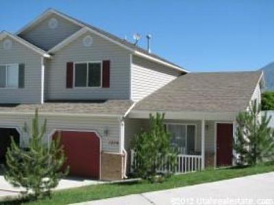 Spanish Fork Single Family Home For Sale: 1279 E 680 N