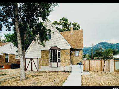 Provo Single Family Home For Sale: 373 S 600 W