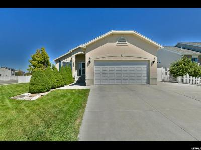 Stansbury Park Single Family Home For Sale: 5936 Windsong Dr