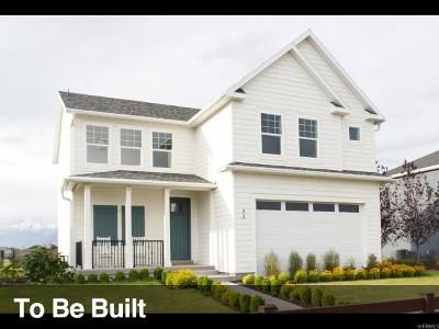 Spanish Fork Single Family Home For Sale: 766 N White Horse Dr #514