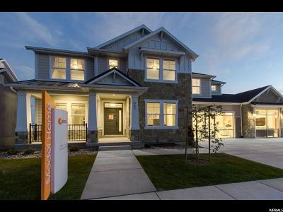 Lehi Single Family Home For Sale: 457 W 4050 N #101
