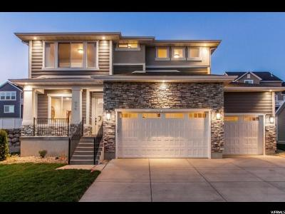 Lehi Single Family Home For Sale: 436 W 4050 N #113