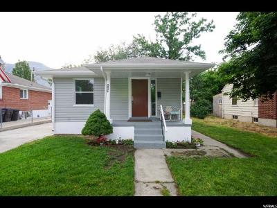 Provo Single Family Home For Sale: 445 S 100 E