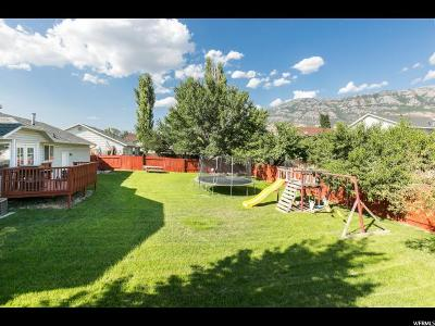 Pleasant Grove Single Family Home For Sale: 708 N 960 W