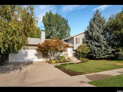 Lehi Single Family Home For Sale: 584 S 780 W