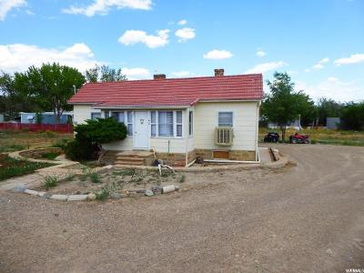 Price UT Single Family Home For Sale: $185,500