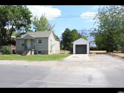 Orem Single Family Home For Sale: 476 N 300 W
