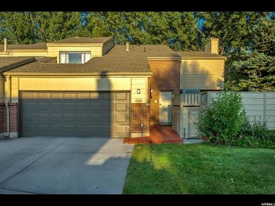 Provo Townhouse For Sale: 3206 N Brook Ln W