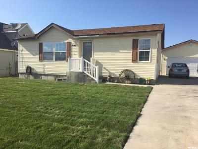 Tooele Single Family Home For Sale: 992 W Timpe Rd