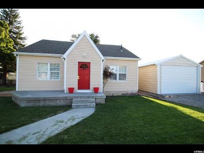 Spanish Fork Single Family Home For Sale: 113 N 100 W