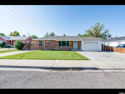 Orem Single Family Home For Sale: 78 E 1600 S
