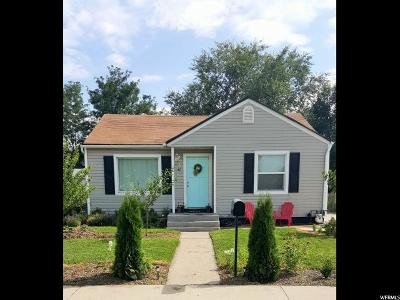 Orem Single Family Home For Sale: 47 W 700 N