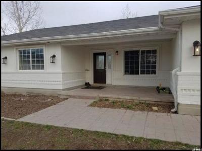 Spanish Fork Single Family Home For Sale: 474 W Quail Run Rd