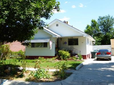 Price UT Single Family Home For Sale: $85,500