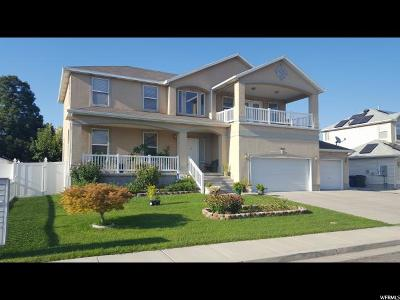 West Valley City Single Family Home For Sale: 2156 W Appleseed Rd