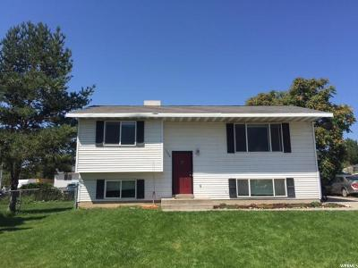 Provo Single Family Home For Sale: 1364 S 680 W