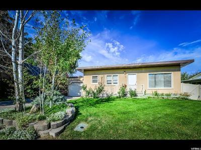 Spanish Fork Single Family Home For Sale: 80 S 800 E