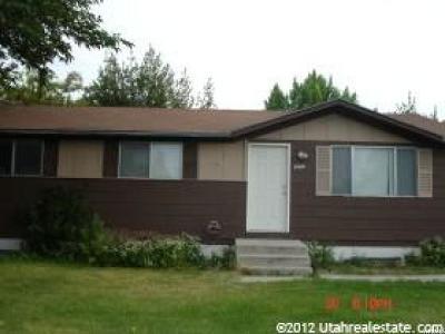 Grantsville Single Family Home For Sale: 397 W Apple St