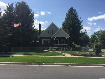 Tooele Single Family Home For Sale: 160 S 200 W