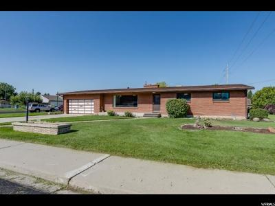 Orem Single Family Home For Sale: 1119 N 50 E