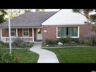 Holladay Single Family Home For Sale: 2041 E Lincoln Ln S