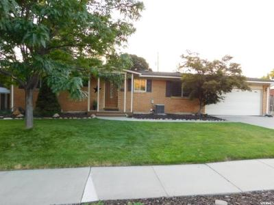 Brigham City Single Family Home For Sale: 972 Wildwood Dr