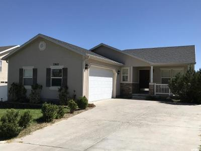 Herriman Single Family Home For Sale: 13987 S Charisma