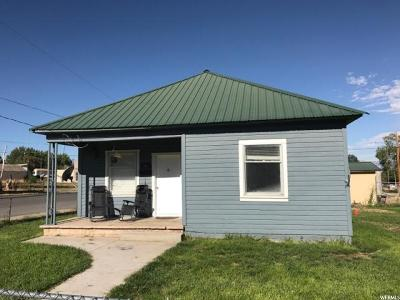 Tooele Single Family Home For Sale: 103 N 4 Th St E