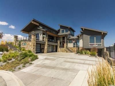 Draper Single Family Home For Sale: 2027 E Lake Bluff Pl N