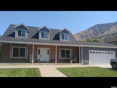 Brigham City Single Family Home For Sale: 357 E 765 N