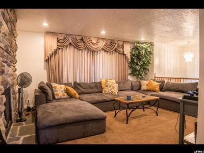 West Valley City Single Family Home For Sale: 4585 S Brians Way W #21
