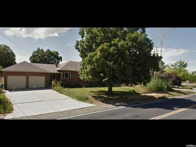 West Valley City Single Family Home For Sale: 3370 S 6400 St W