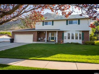 Brigham City Single Family Home For Sale: 192 N Highland