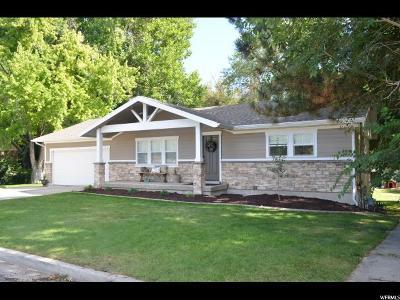 Draper Single Family Home For Sale: 1642 E Pioneer Rd S