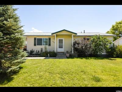 Tooele Single Family Home For Sale: 743 W Timpie Rd S
