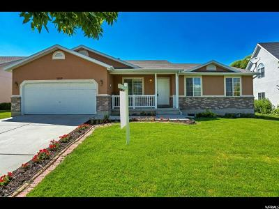 West Valley City Single Family Home For Sale: 3268 S Hunter View Dr