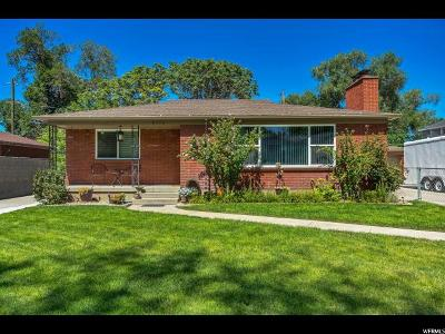 Magna Single Family Home For Sale: 8376 W Western Dr S