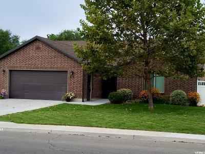 Pleasant Grove Single Family Home For Sale: 913 E Center N
