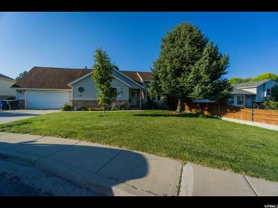 West Valley City Single Family Home For Sale: 5710 W 4300 S