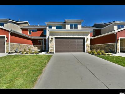 Saratoga Springs Townhouse For Sale: 2334 S Chip Shot Loop Dr E #2C