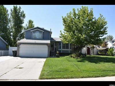 West Valley City Single Family Home For Sale: 5707 W 4510 S